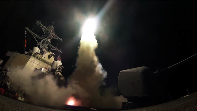 World reacts to US missile strike in Syria