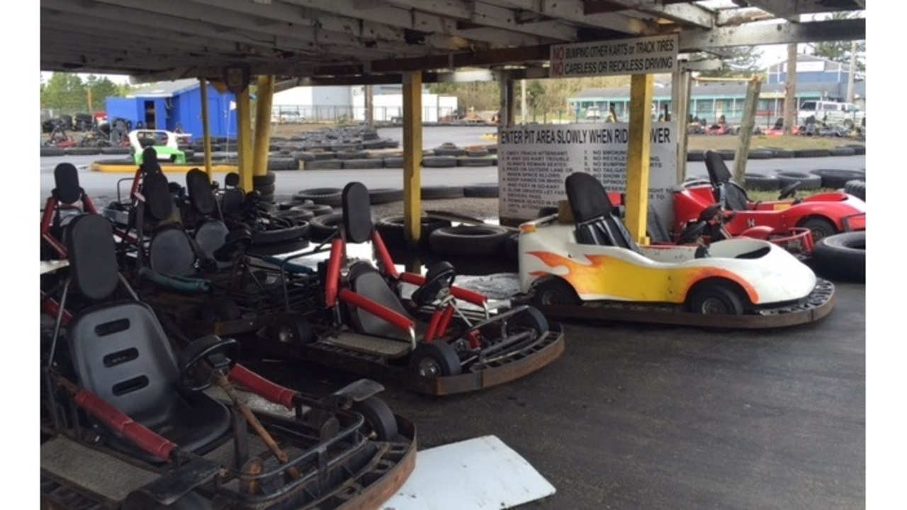 Long Beach Go Karts closed after heroin bust
