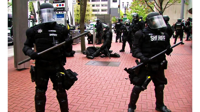 ACLU to mayor: May Day march escalated by police