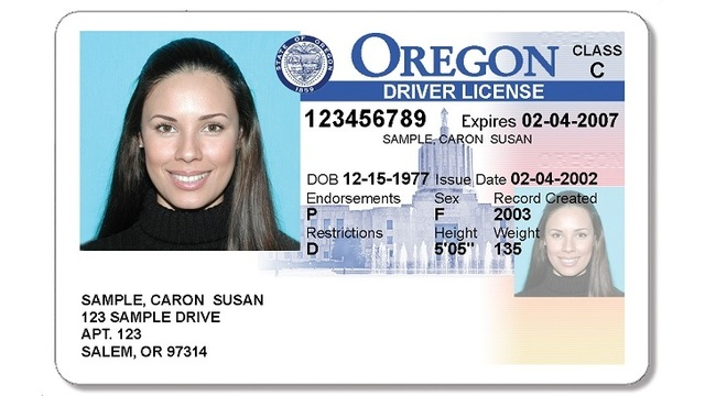 Heads To Driver's Real License Gov Brown Bill Id