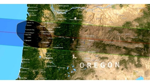 Oregon Solar Eclipse Your Faqs Our Answers