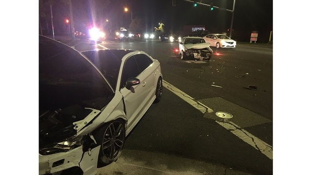 Hit and run suspect in custody after SW Murray crash