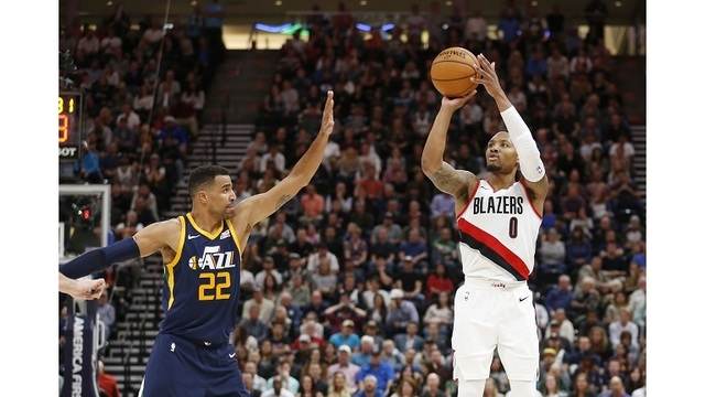 Lillard named Western Conference Player of the Week