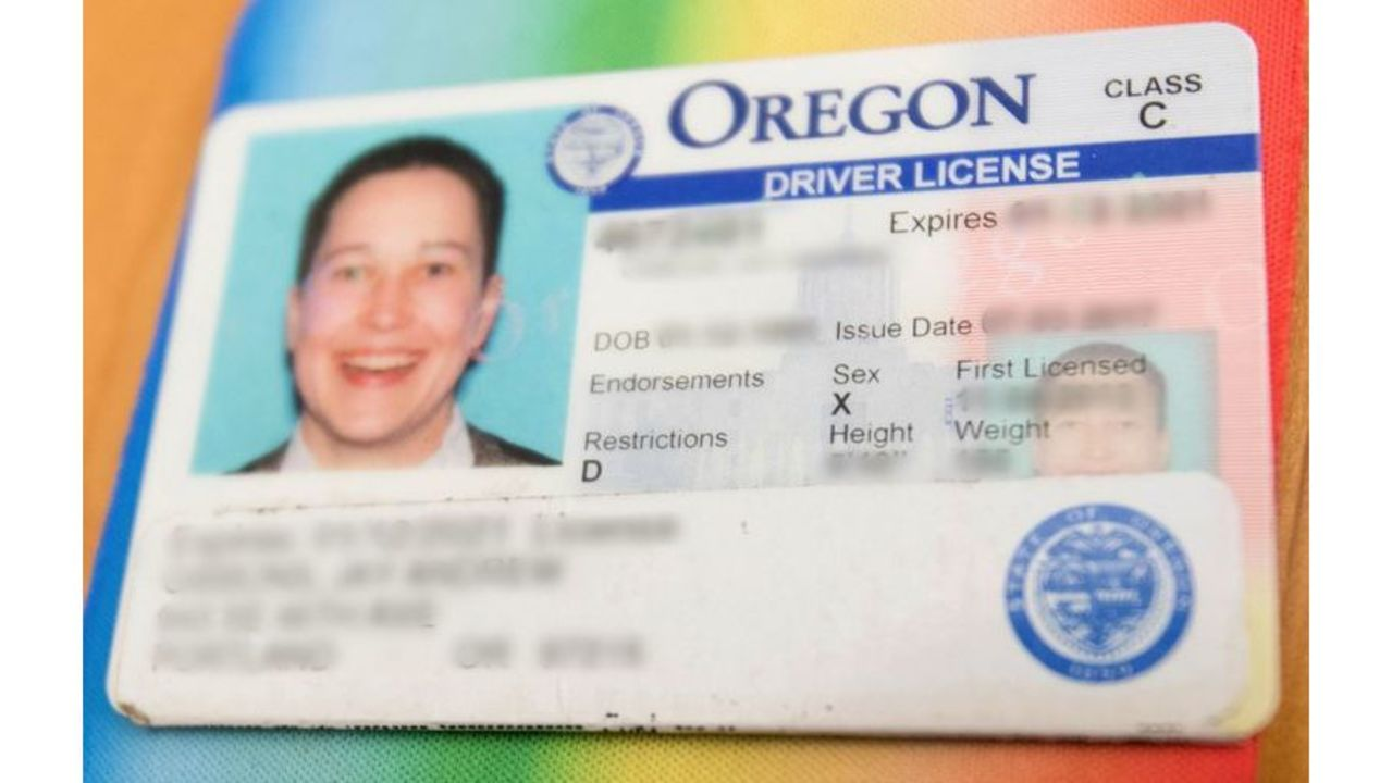 oregon drivers license identification requirements