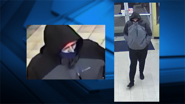 Serial robber sought in 11 Salem heists