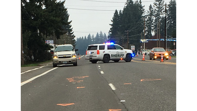 Pedestrian killed on Hwy 99 in Hazel Dell