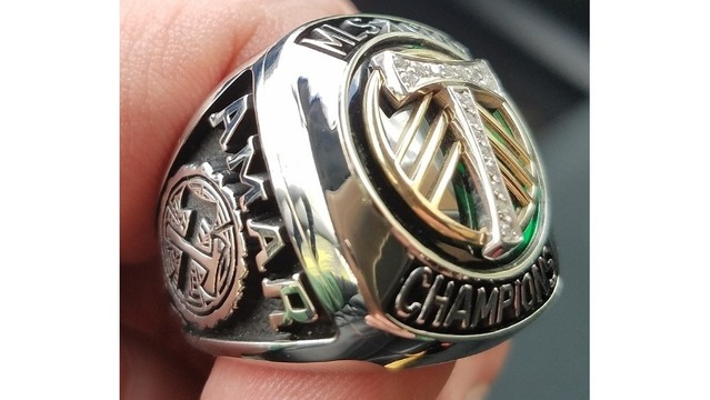 Portland Timbers championship ring stolen from Bethany home