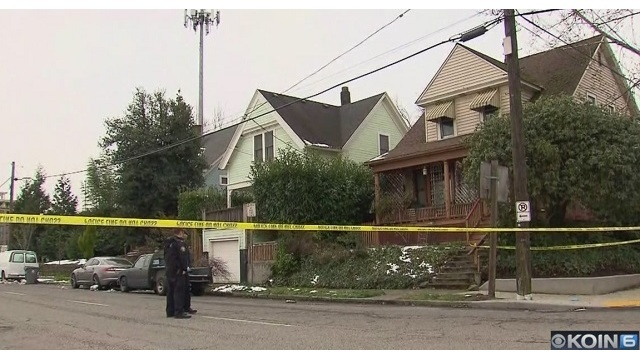 1 wounded in NW Portland home shooting