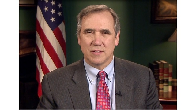 Merkley: Net neutrality 'absolutely' a campaign issue
