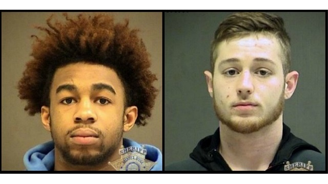 Pacific University players held on riot charges