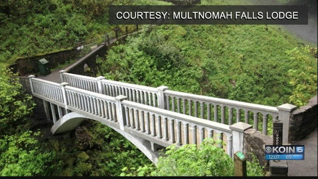 Gorge trails still closed due to wet weather, slides