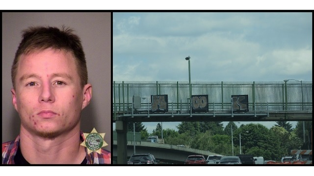 'M-O-O-K' graffiti connected to now-arrested tagger