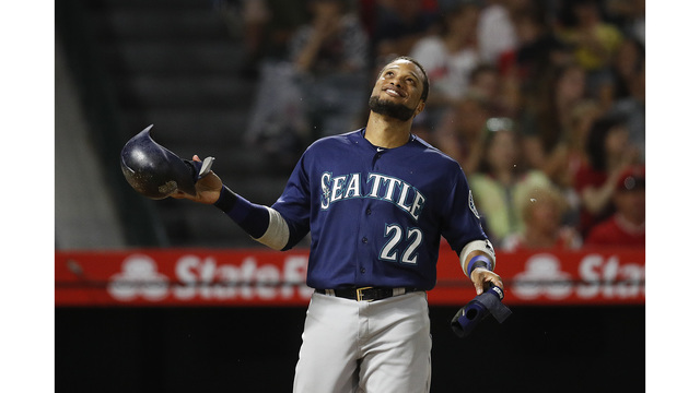 Cano hits 3-run 2B, lifts Mariners over Angels