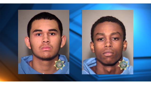 Teens arrested after shooting in Gresham