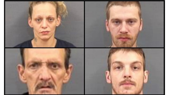 Kids in protective custody after Sheridan drug bust