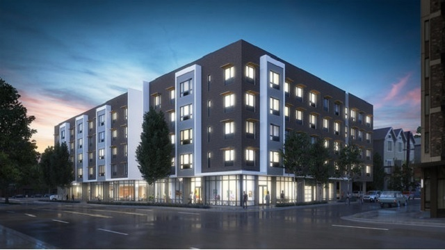 Affordable housing development for displaced residents opens