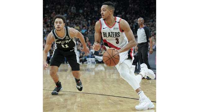 TRAIL BLAZERS-SPURS_1543817004105