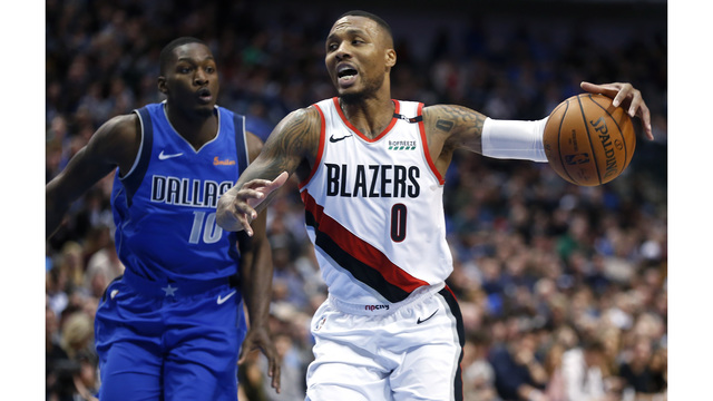 Trail Blazers Mavericks Basketball_1543984031972
