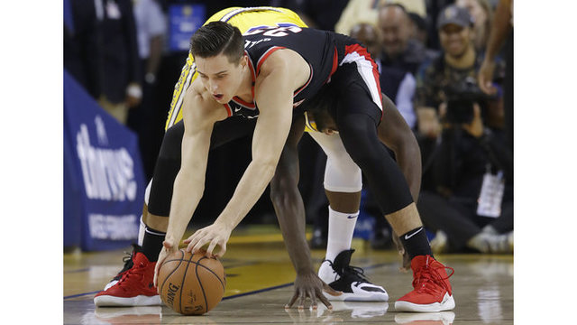 Trail Blazers Warriors Basketball_1545979691163