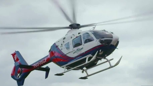 Motorcyclist airlifted after crash near Estacada