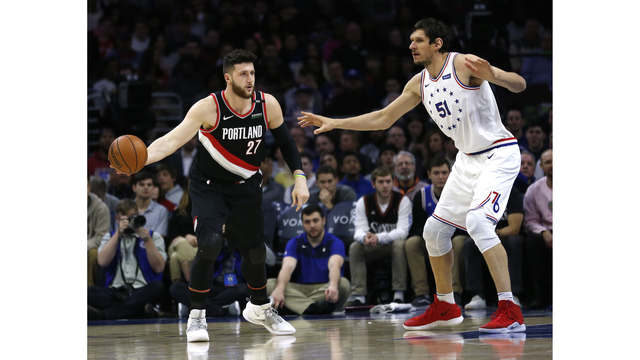 Trail Blazers 76ers Basketball_1550955259769