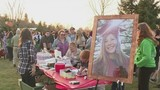 Dozens attend vigil for teen found dead in Rainier