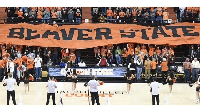 Beavers women favored over Boise State in NCAA Tournament