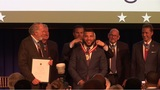 Man honored in DC for stopping machete attack