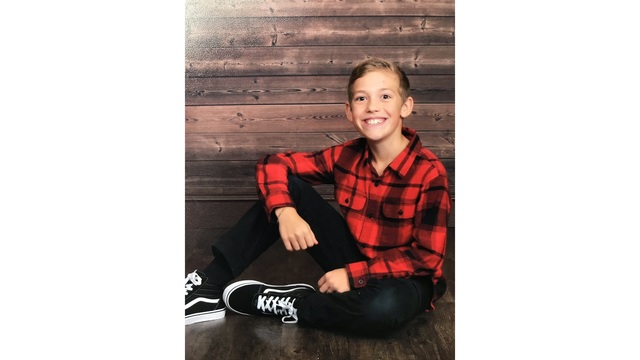 Boy missing from Happy Valley home