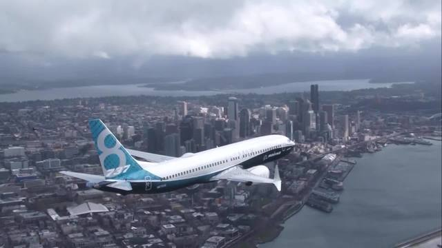 Boeing's CEO faces questions over 737 Max
