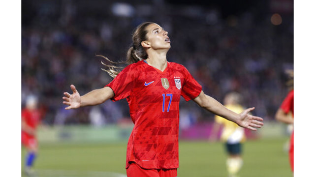 Thorns players named to US team for FIFA World Cup