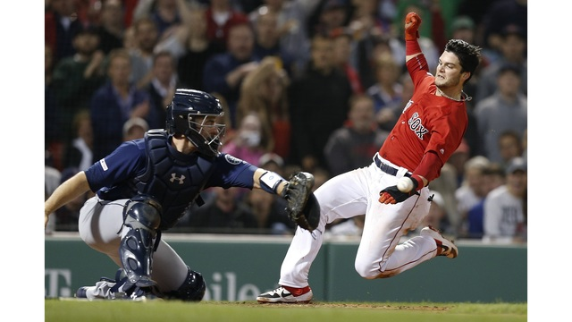 Red Sox beat Mariners over .500 for first time
