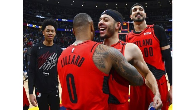 Photos: Portland Trail Blazers' 2018-19 season (so far)
