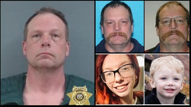 Michael Wolfe indicted for murder of Karissa, Billy
