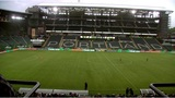 Timbers fans get look at new stadium at soft opening match