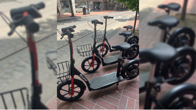 Portland's new seated e-scooters are more accessible